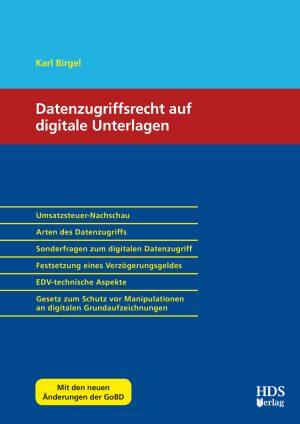 Datenzugriffsrecht auf digitale Unterlagen